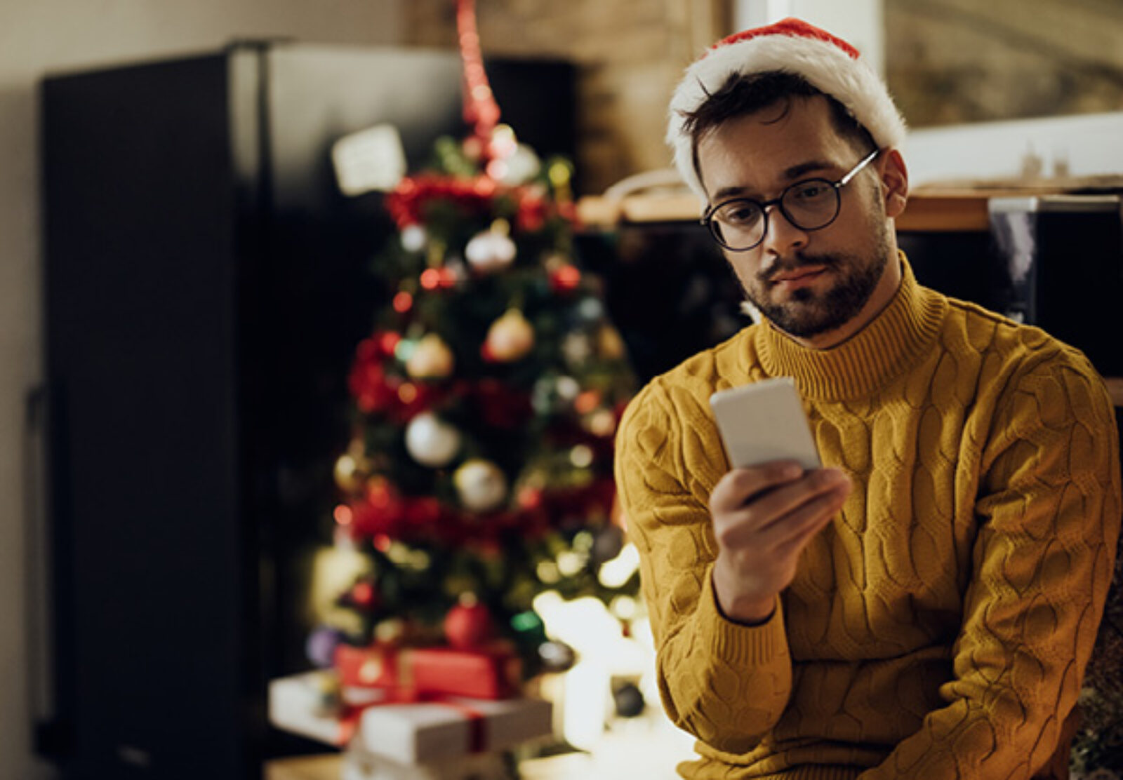 Well in Mind: Coping with Loneliness and the Holidays